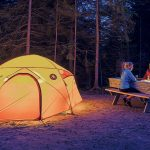 Enjoy the Independent Camping Experience